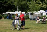 Camping Molecaten Park Bosbad Hoeven