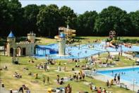Camping Bosbad Hoeven