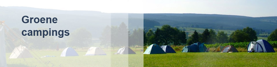 Groene campings