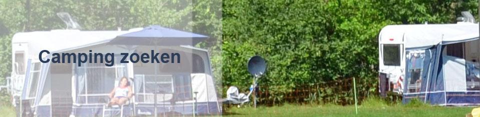 Camping zoeken
